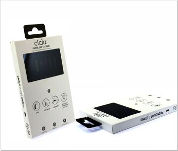 CLCKR | Video Brochure met LCD beeldscherm en beweegsensor