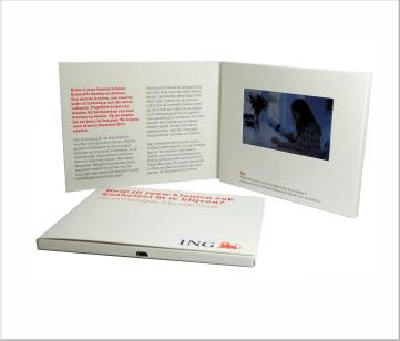 ING | A6 VideoBox met 4.3 inch beeldscherm