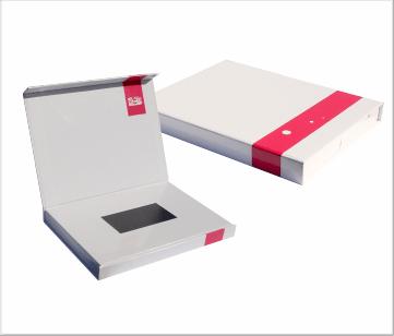 A5 VideoBox met LCD beeldscherm