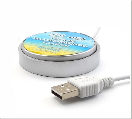 D1320 - USB Webbutton Doming 2